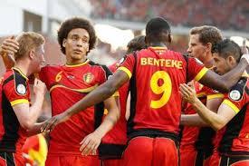Petit retour sur le parcours des diables rouges paris sportifs - Coupe du monde belgique 2014 ...